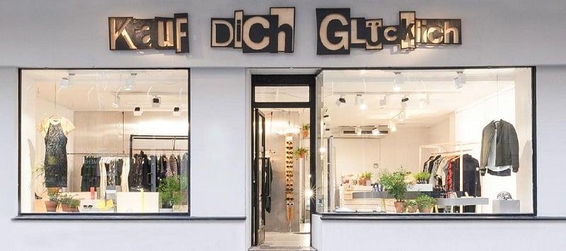 Outlet Kauf Dich Glücklich em Hamburgo