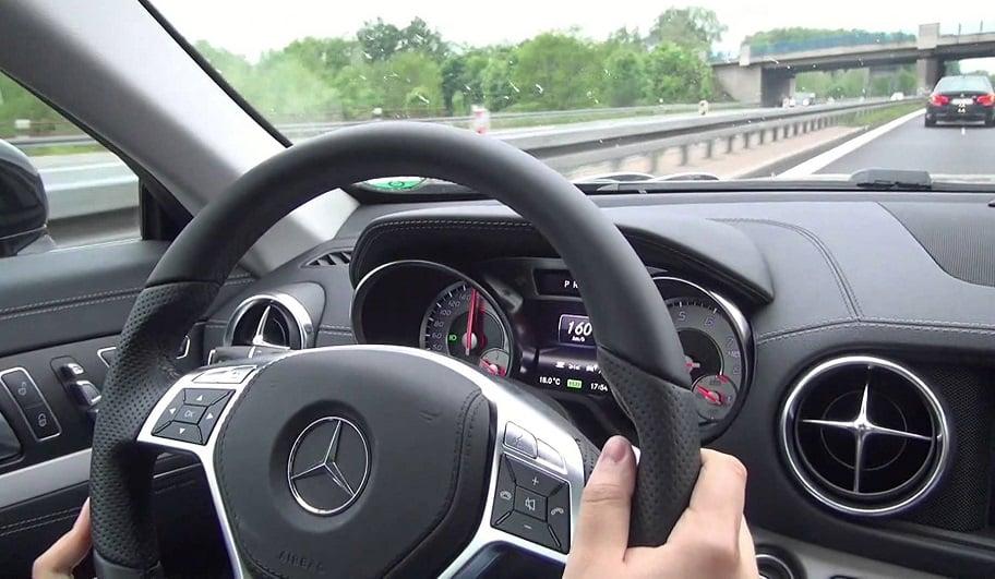 Mercedes em Berlim