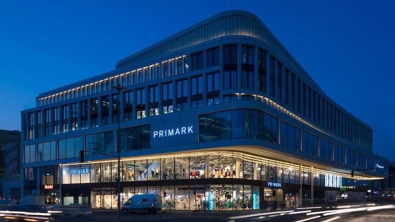 Loja Primark em Berlim