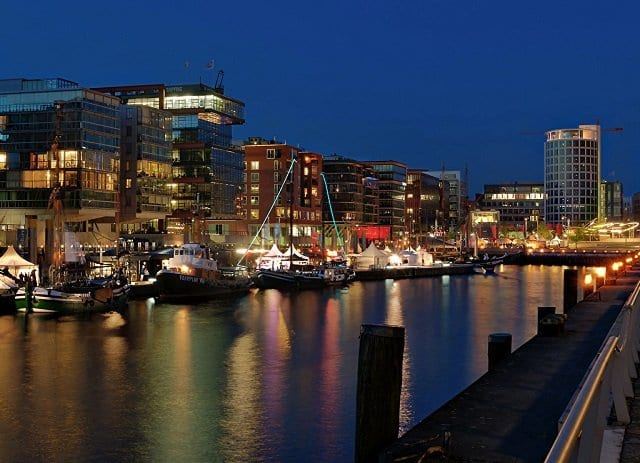 Passeios em Hamburgo