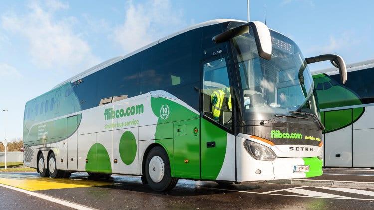 De ônibus de Colônia até Hamburgo