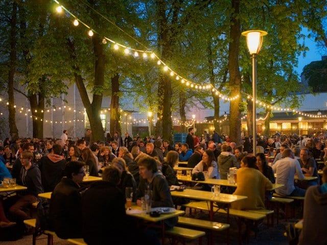 Berlim em julho