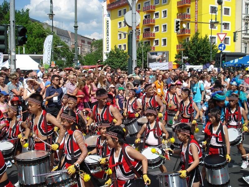 Carnaval das Culturas em Berlim