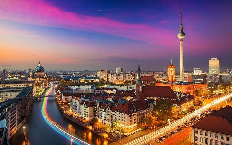 Berlim em agosto
