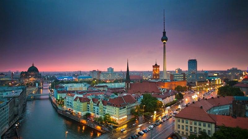 Berlim em maio