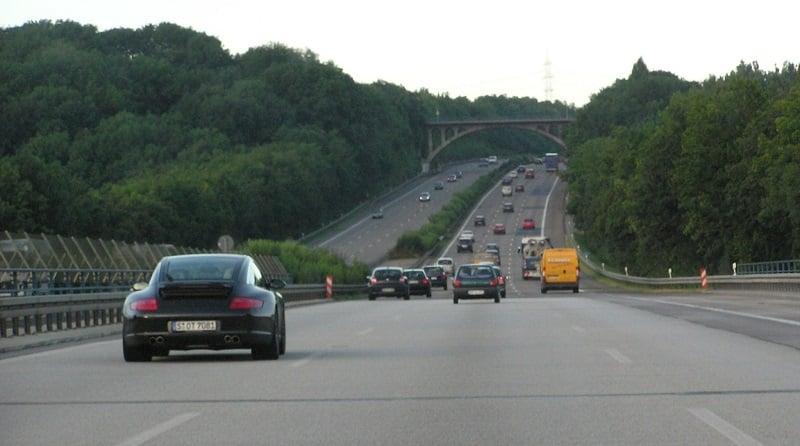 Viagem de carro pela Alemanha
