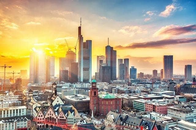 Feriados em Frankfurt em 2018