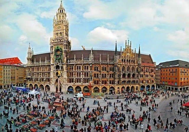 Feriados em Munique em 2018