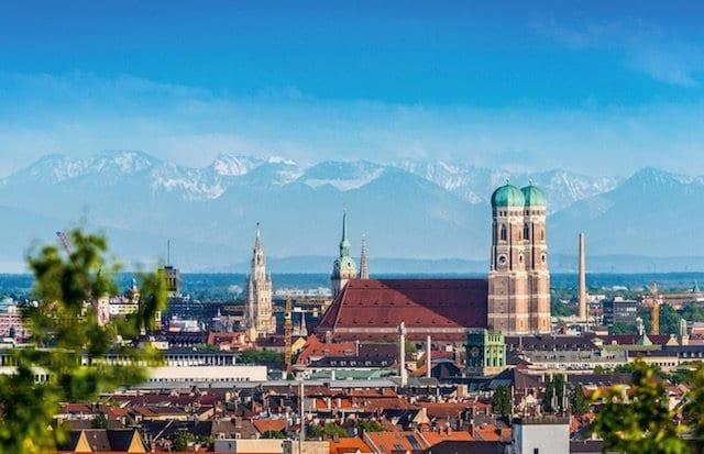 Como achar passagens aéreas muito baratas para Munique