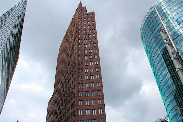 Panorama Punkt em Berlim