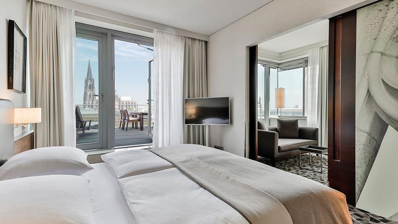 Melhores hotéis em Colônia