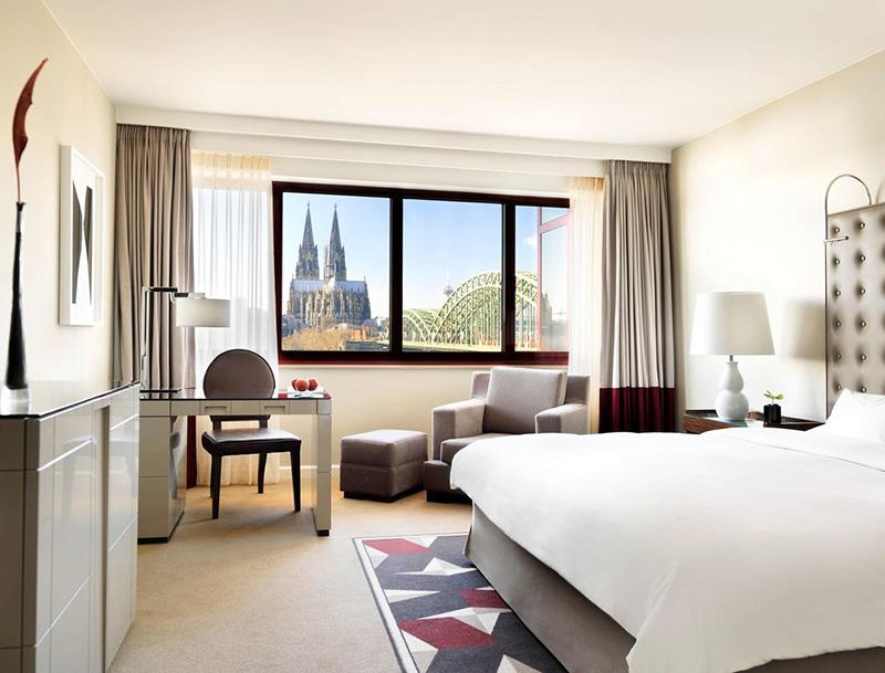 Suíte do Hotel Hyatt Regency Köln