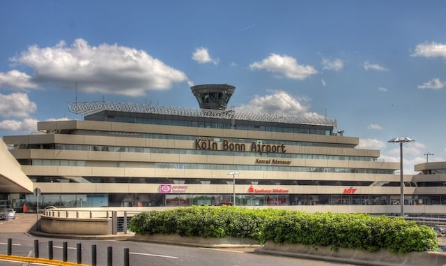 Aeroporto de Colônia