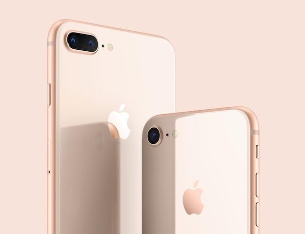 Modelos iPhone 8