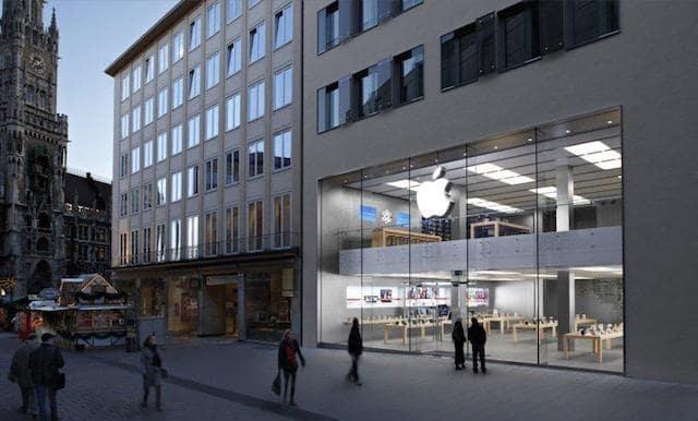 Loja Apple em Munique