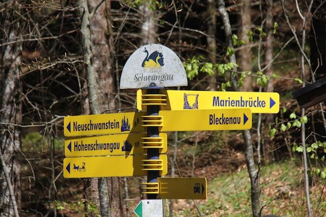 Como chegar ao Castelo Neuschwanstein na Baviera