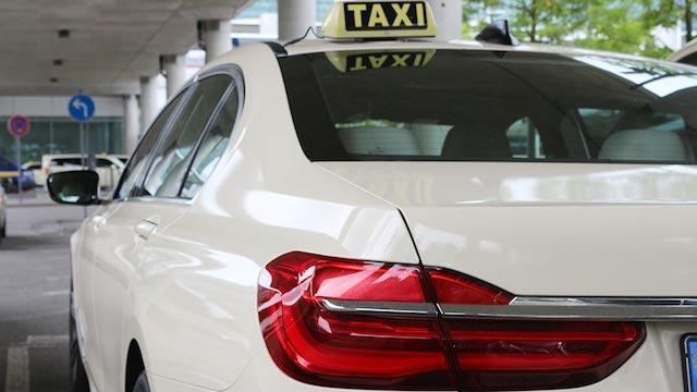 Táxi em Berlim