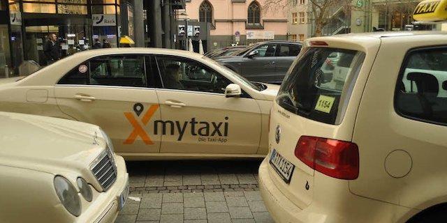 Táxi em Colônia