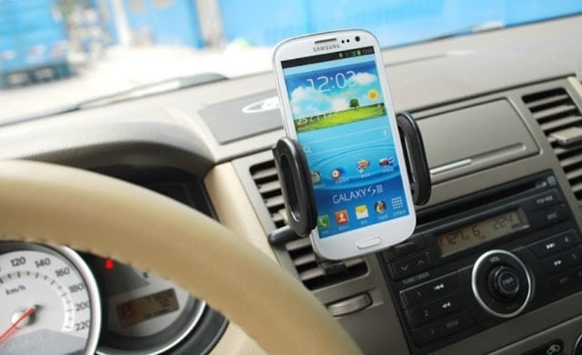 GPS no celular em Berlim na Alemanha