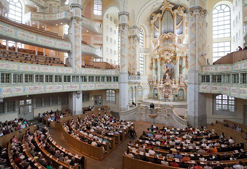 Segundo dia de roteiro em Dresden