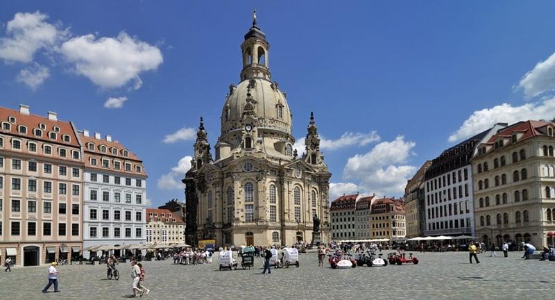 Igreja de Nossa Senhora em Dresden