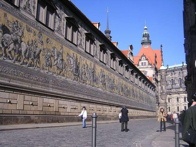Roteiro de três dias em Dresden