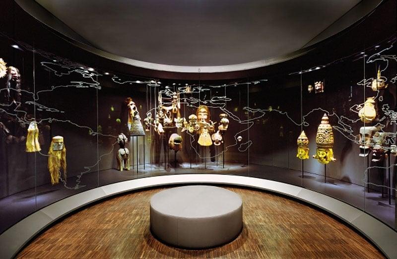 Museu Rautenstrauch-Joest em Colônia
