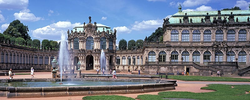Roteiro de um dia em Dresden