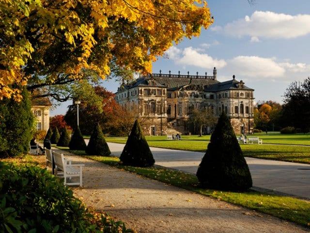 Pontos Turísticos em Dresden