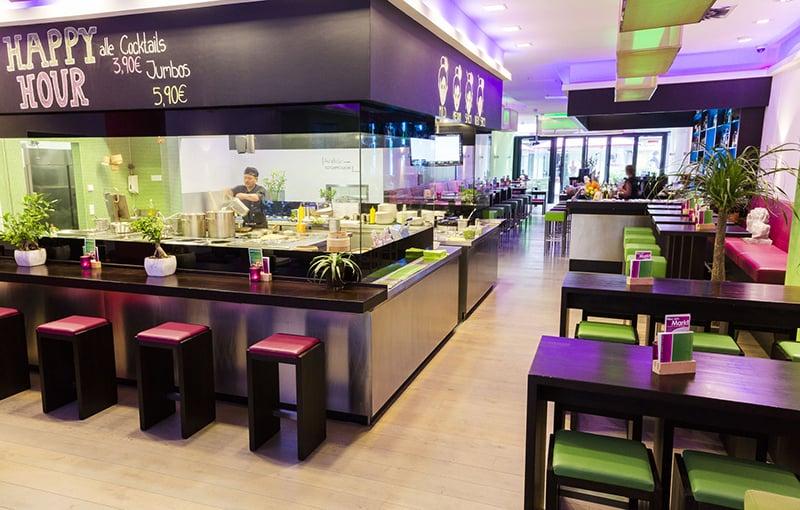 Restaurante Kittichai em Colônia