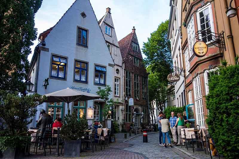 Cafés de Bremen na Alemanha