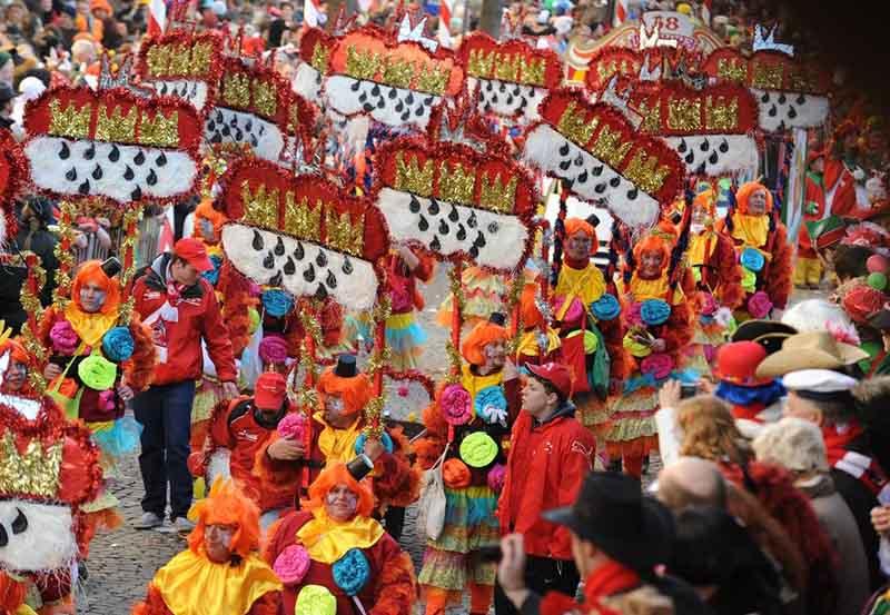 Carnaval de Colônia na Alemanha