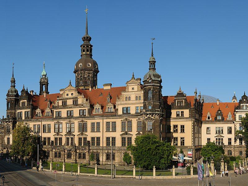 Castelo de Dresden