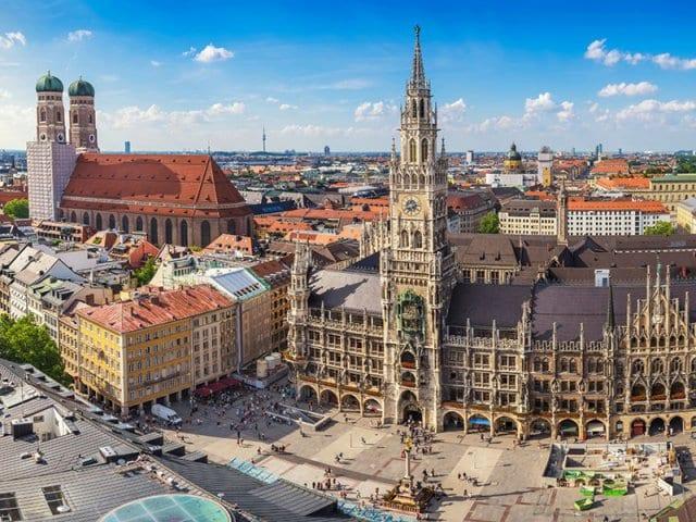 Onde se hospedar na Oktoberfest da Alemanha