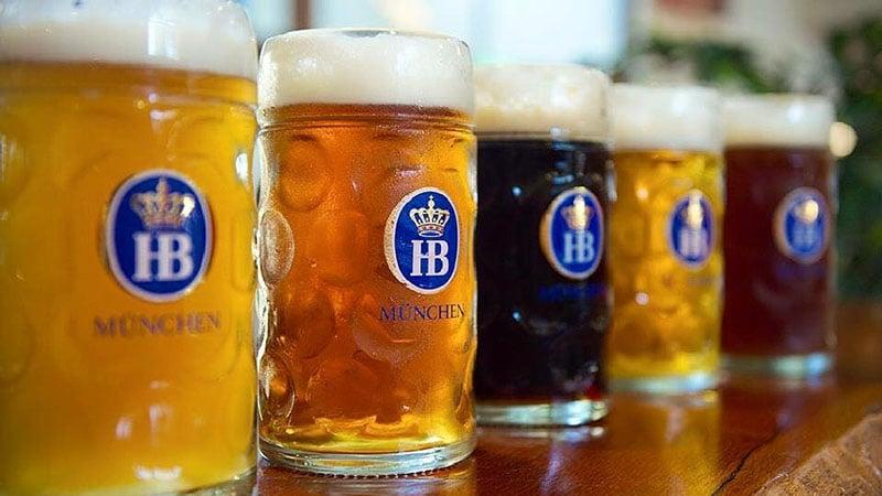 Cervejaria Hofbräuhaus em Munique