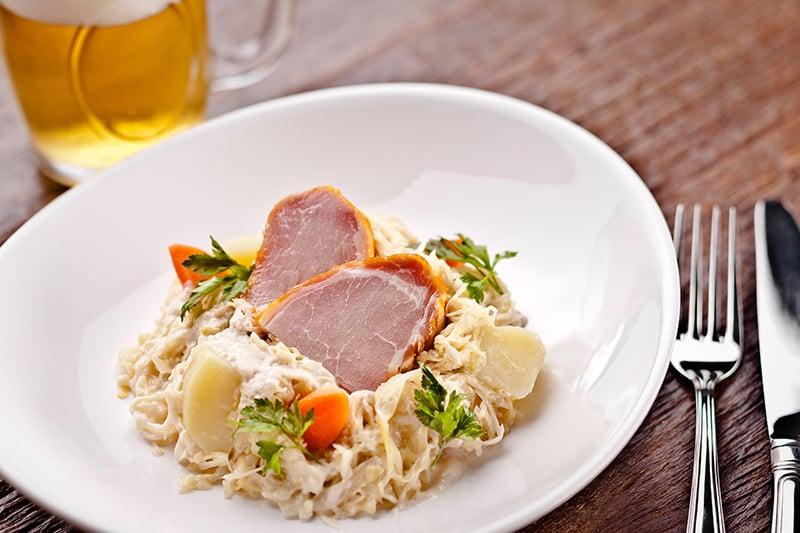 Troca de ingredientes nos restaurantes na Alemanha