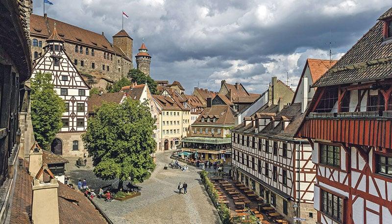 Dicas sobre as atrações na cidade de Nuremberg na Baviera