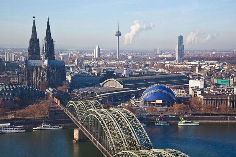 Colônia na Alemanha