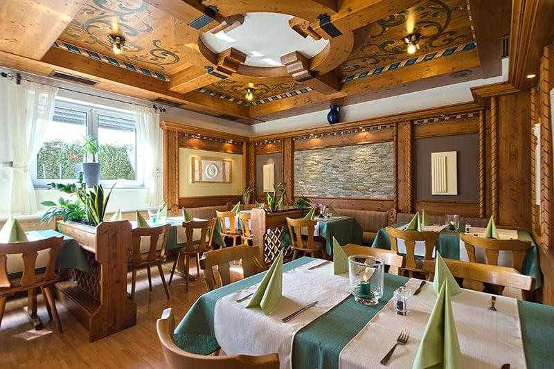 Reservas em restaurantes na Alemanha