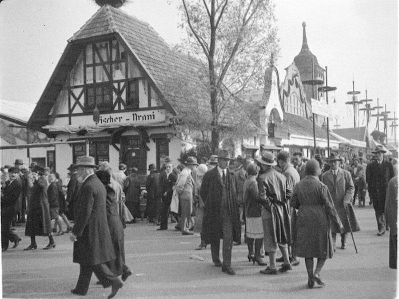 Hitler e a Oktoberfest na Alemanha