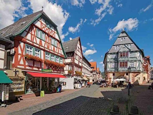 Melhores cidades do Sul da Alemanha