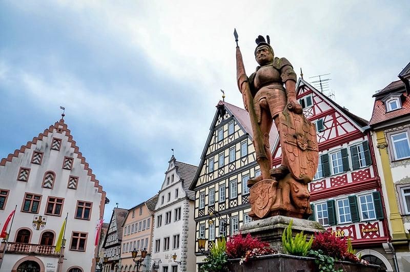 Sobre a Rota Romântica na Alemanha
