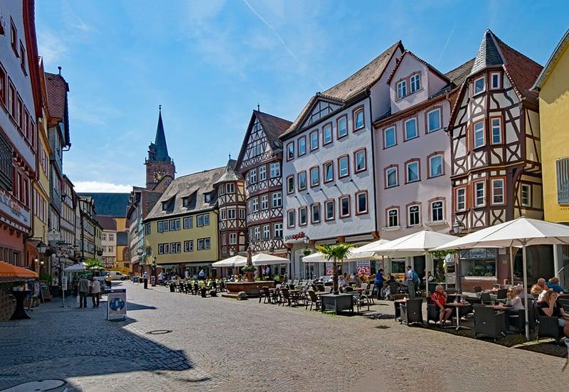 Wertheim na Alemanha