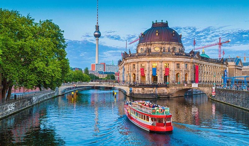 Berlim em setembro