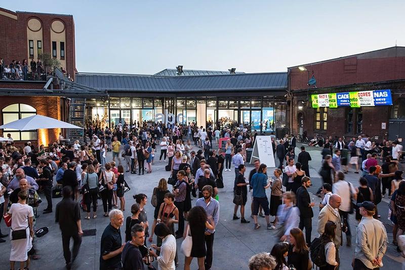 Exposição no Berlin Art Week em Berlim em setembro