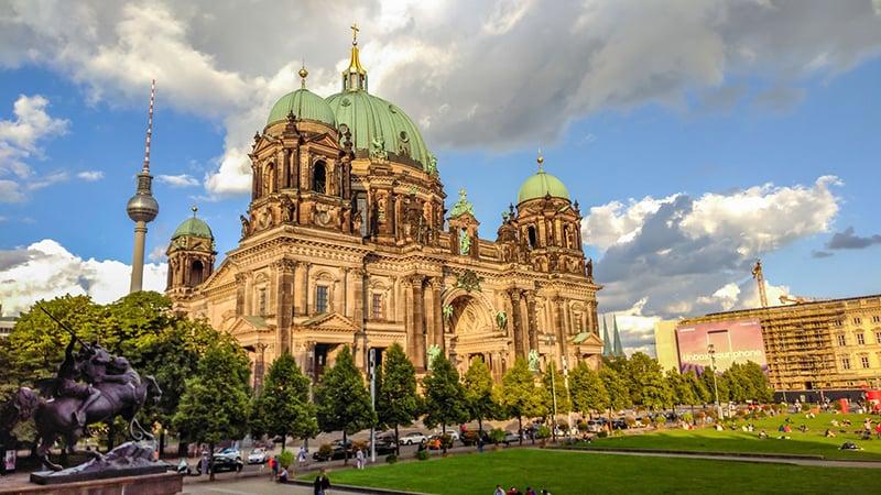 Catedral de Berlim, uma das atrações do Berlin Pass