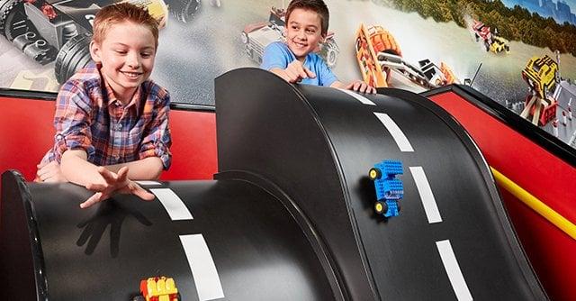 Ingresso do Legoland Discovery Centre em Berlim