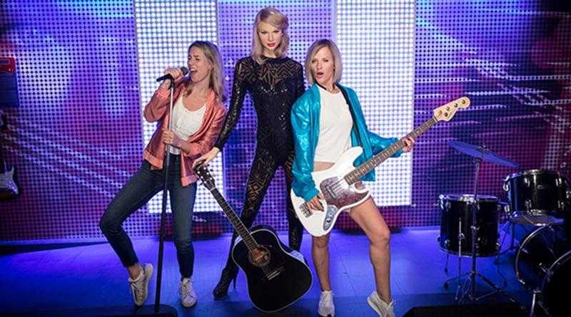 Taylor Swift no Madame Tussauds em Berlim