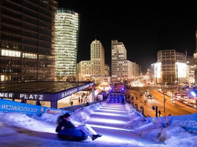 Berlim em dezembro