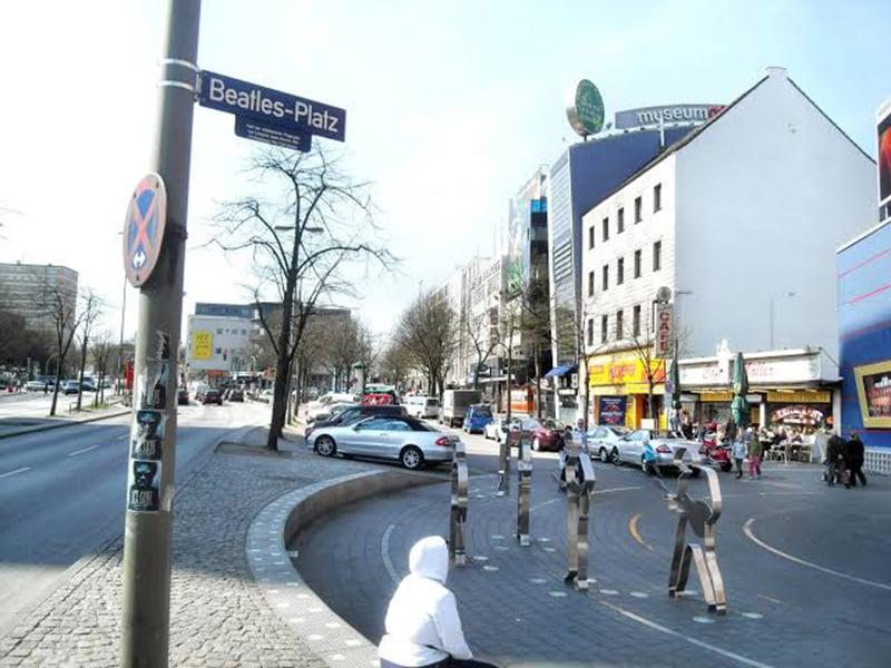 Tour dos Beatles em Hamburgo